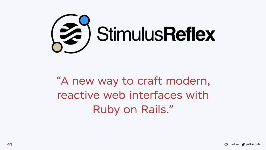 """palkan_tula palkan """"A new way to craft modern, ..."""
