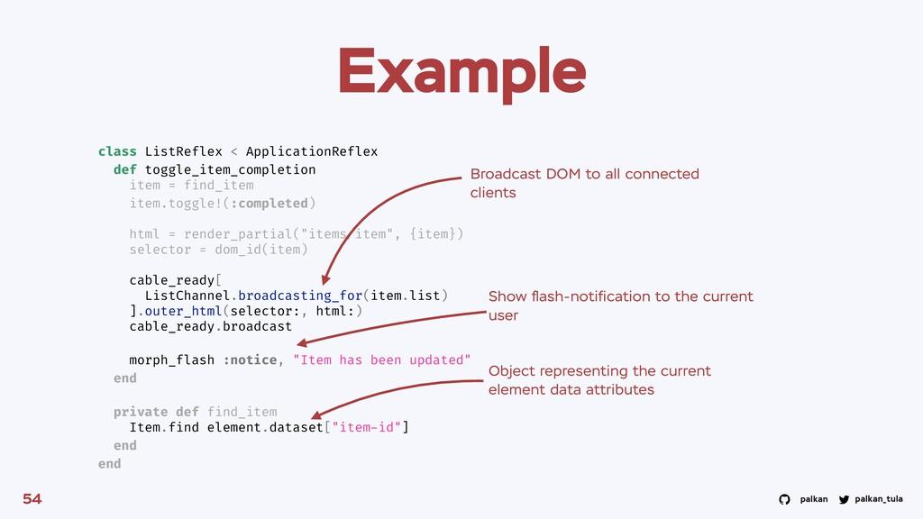 palkan_tula palkan Example 54 class ListReflex ...