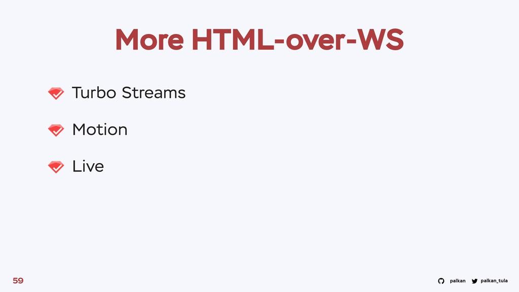 palkan_tula palkan More HTML-over-WS Turbo Stre...