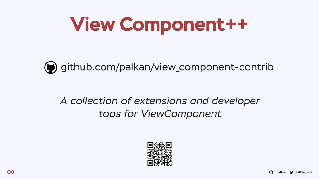 palkan_tula palkan View Component++ 80 A collec...