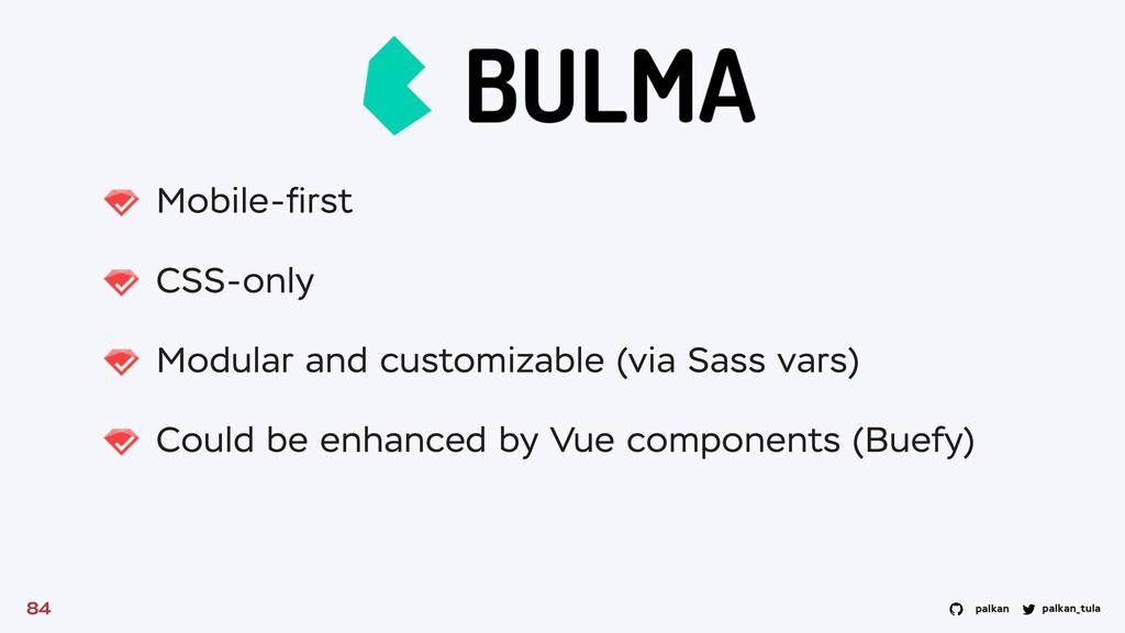 palkan_tula palkan Mobile-first CSS-only Modular...