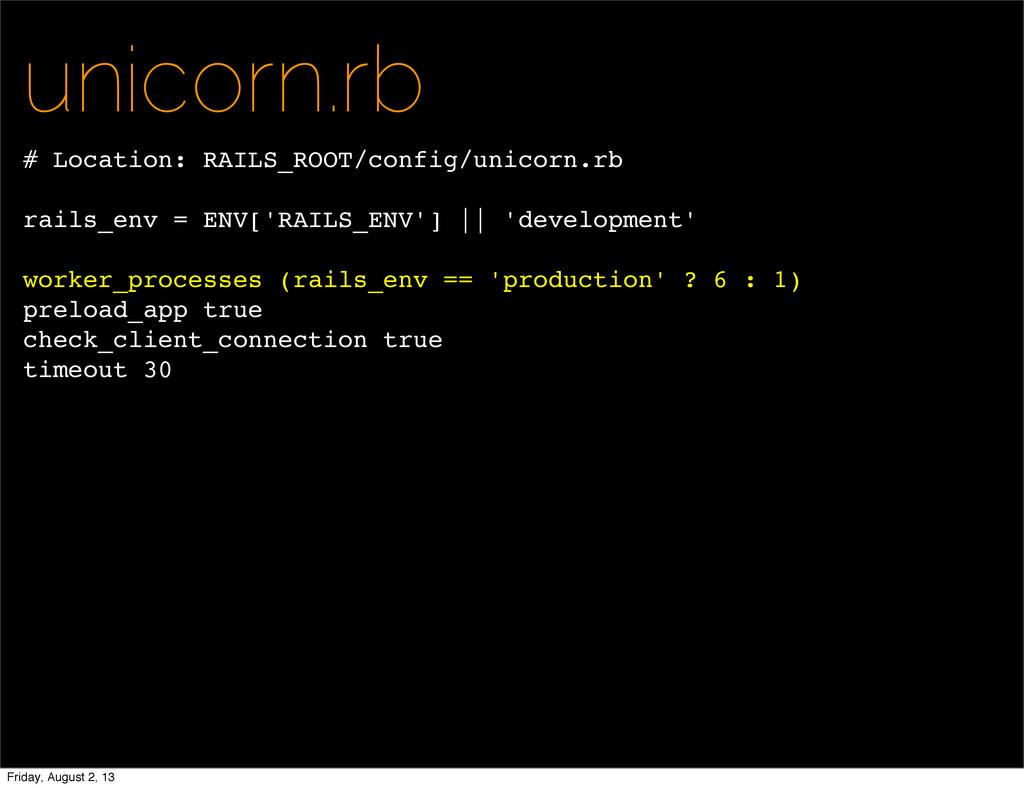 unicorn.rb # Location: RAILS_ROOT/config/unicor...