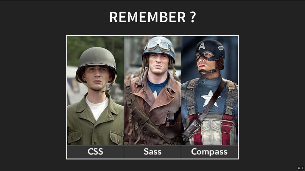 REMEMBER ? 26 . 1