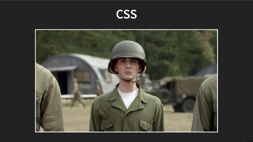 CSS 7 . 1