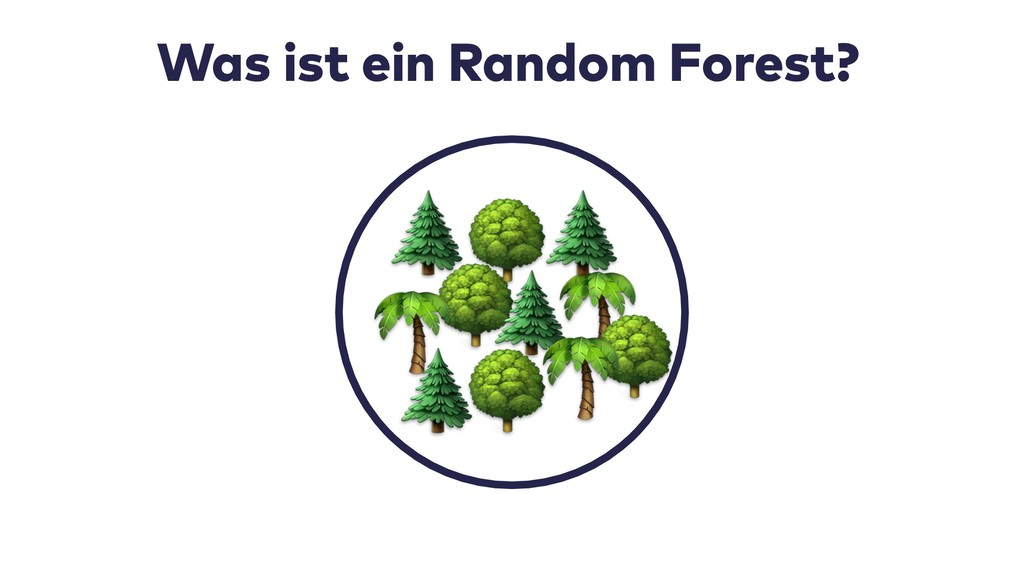 Was ist ein Random Forest?