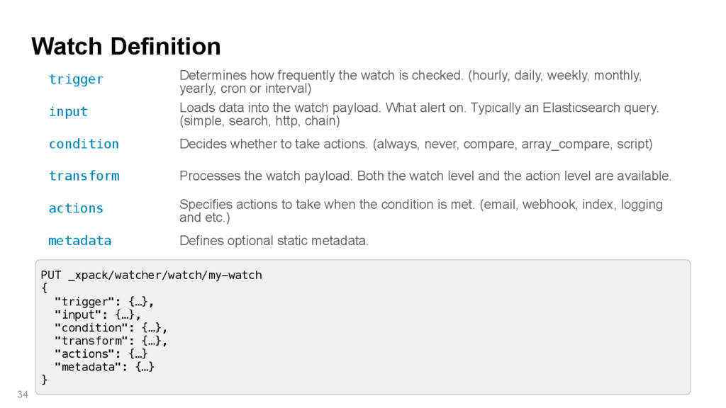 Watch Definition 34 trigger Determines how freq...