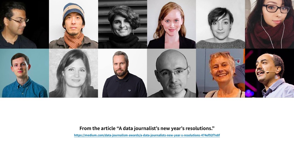 "From the article ""A data journalist's new year'..."