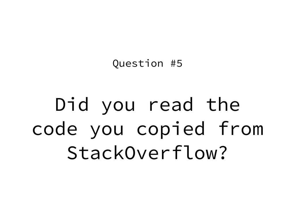 Did you read the code you copied from StackOver...