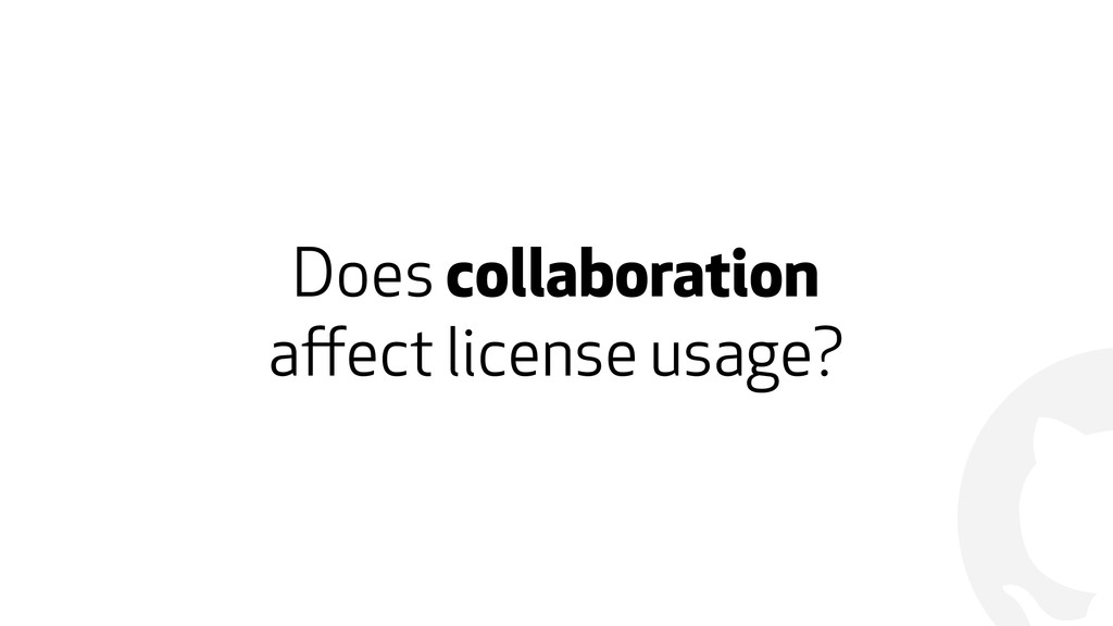 ! Does collaboration 