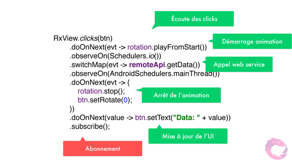 RxView.clicks(btn)