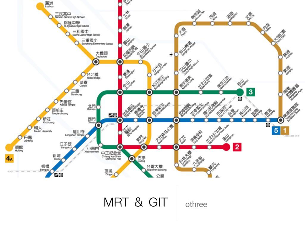 MRT ѿ GIT othree