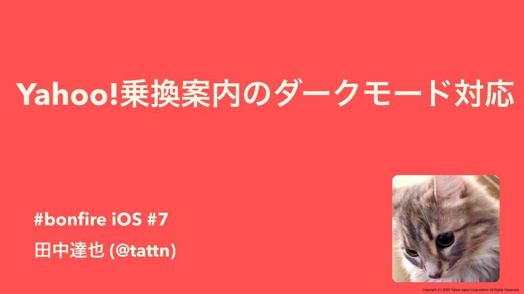 Yahoo!ҊͷμʔΫϞʔυରԠ ాதୡ (@tattn) #bonfire iOS #...