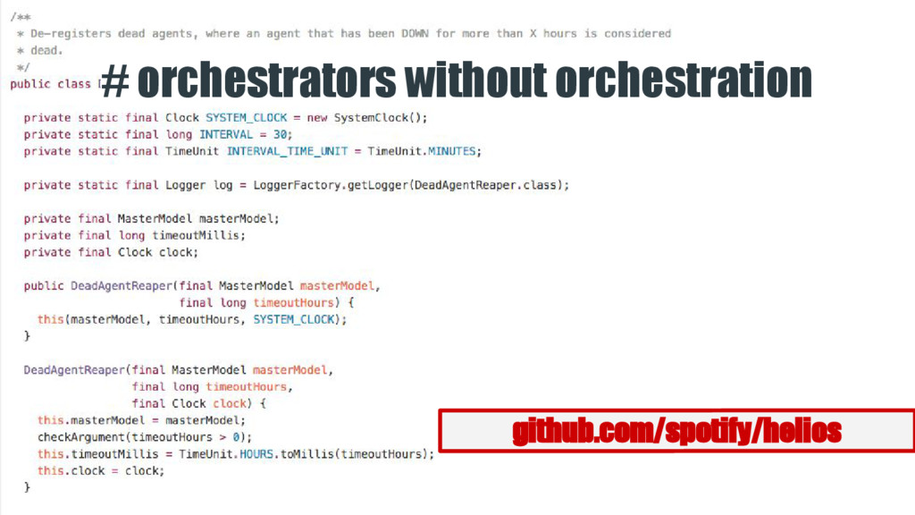 github.com/spotify/helios # orchestrators witho...