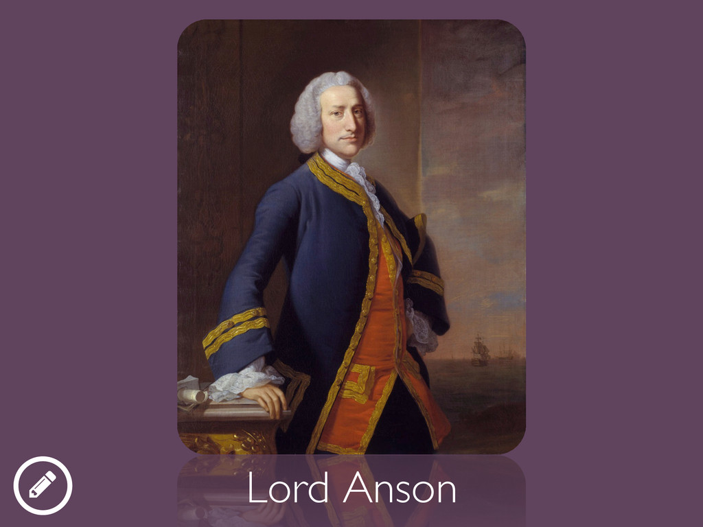 ƾ Lord Anson