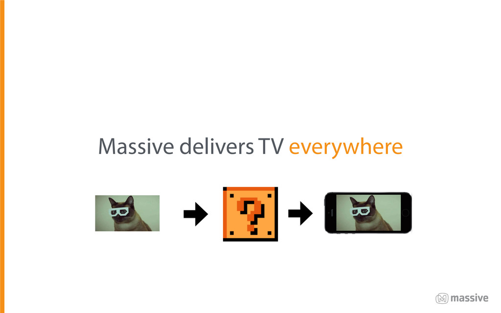 Massive delivers TV everywhere