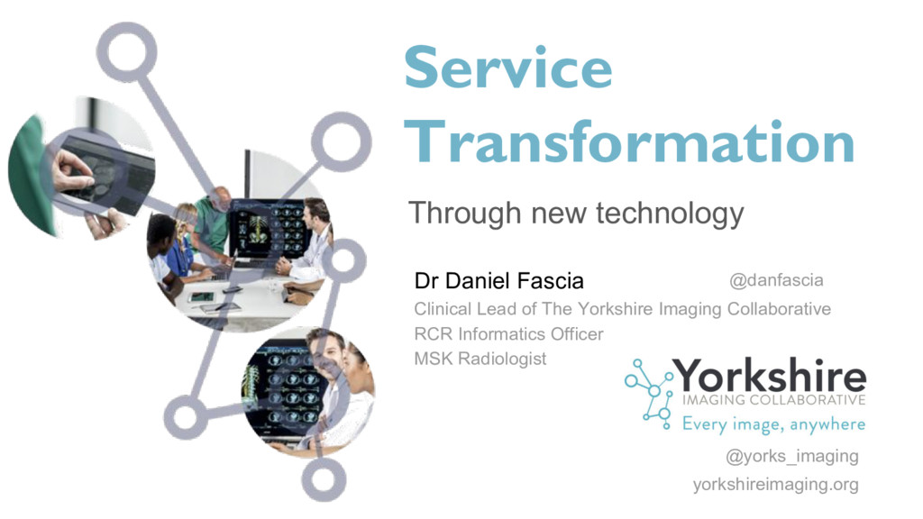 Service Transformation Through new technology D...