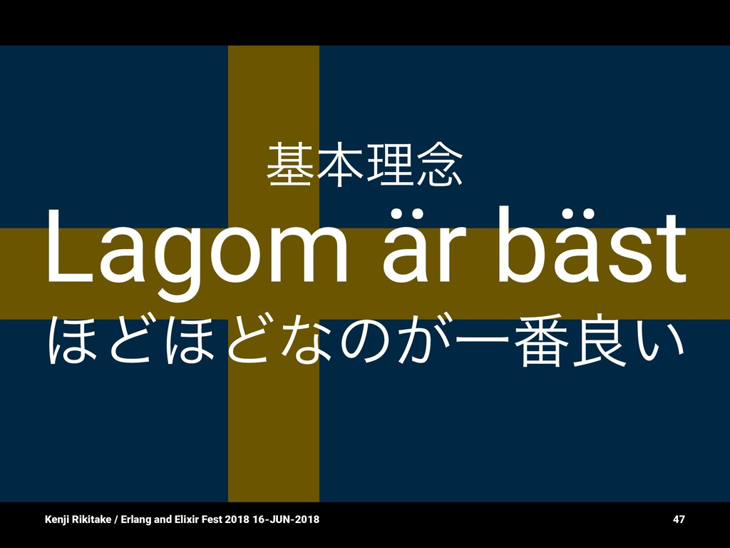جຊཧ೦ Lagom är bäst ΄Ͳ΄Ͳͳͷ͕Ұ൪ྑ͍ Kenji Rikitake /...