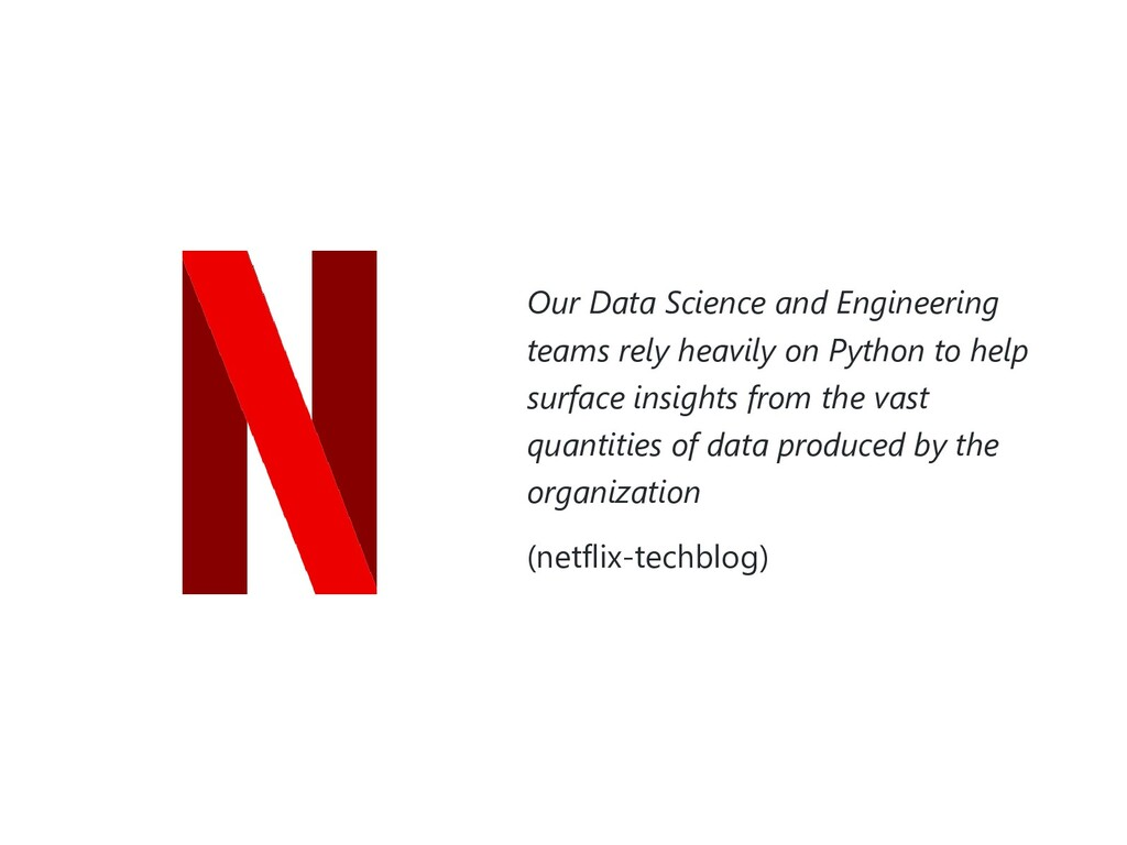 Our Data Science and Engineering teams rely hea...
