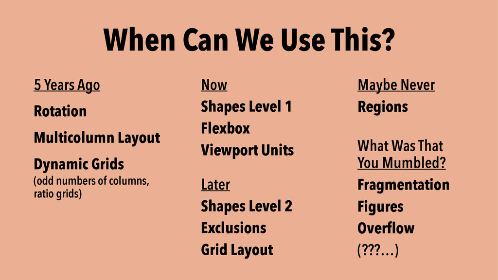 When Can We Use This? Later Shapes Level 2 Excl...