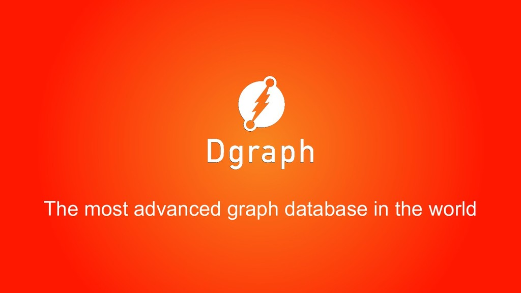 The most advanced graph database in the world