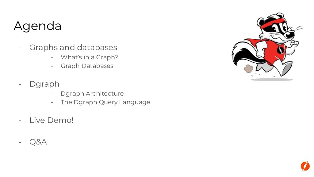 - Graphs and databases - What's in a Graph? - G...