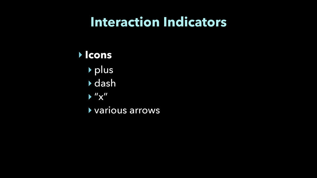 Interaction Indicators ‣ Icons ‣ plus ‣ dash ‣ ...
