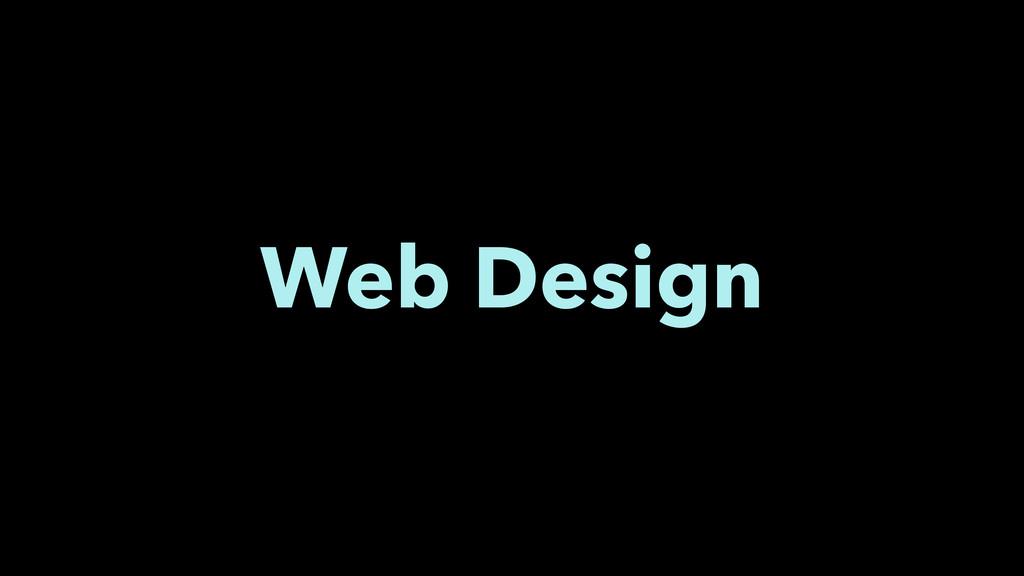 Web Design viewport width input method context ...