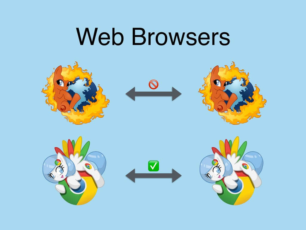 Web Browsers ! ✅