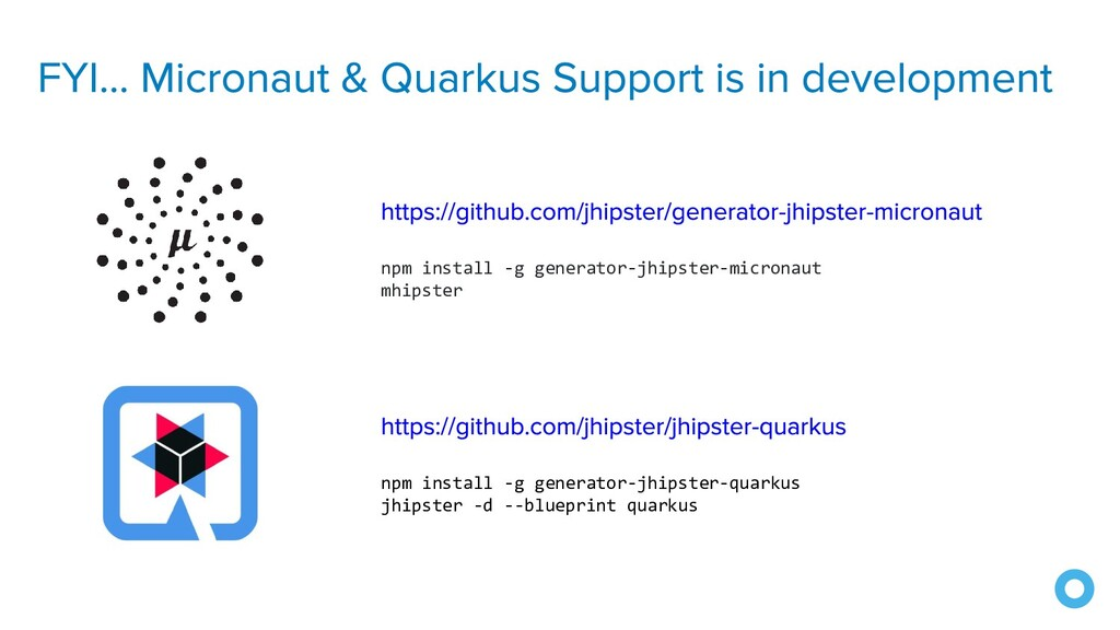 npm install -g generator-jhipster-micronaut mhi...