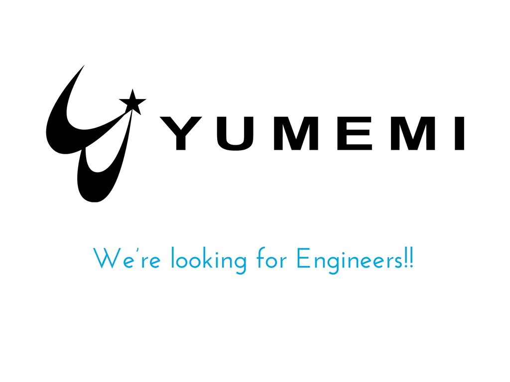 We're looking for Engineers!!