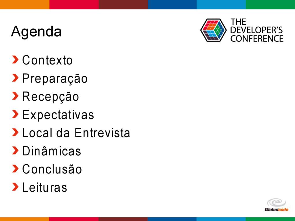 Globalcode – Open4education Agenda Contexto Pre...