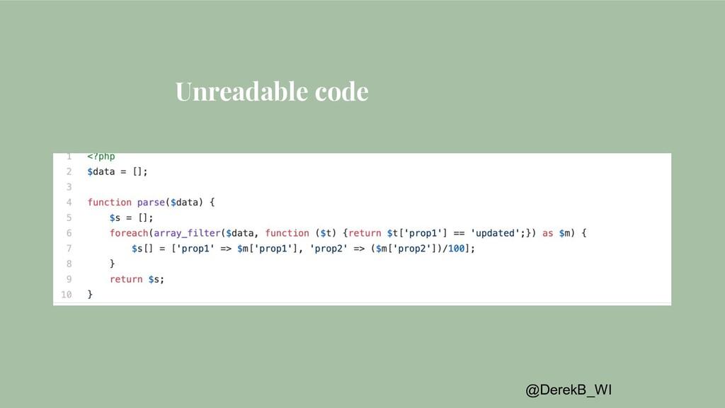 @DerekB_WI Unreadable code