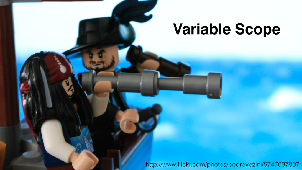 Variable Scope http://www.flickr.com/photos/pedr...