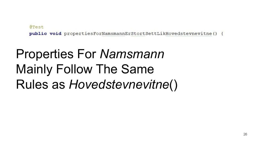26 Properties For Namsmann Mainly Follow The Sa...