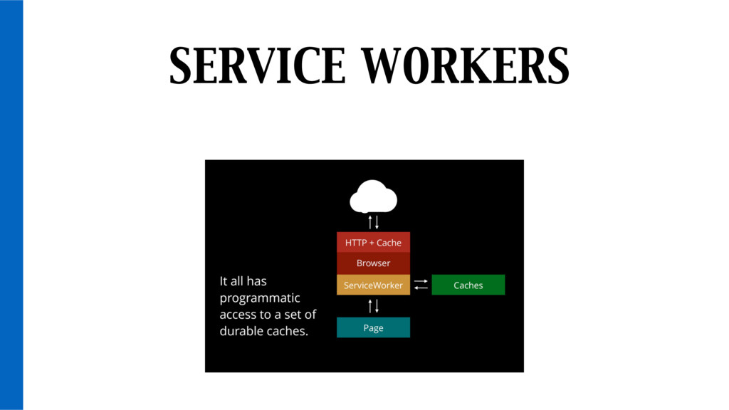 SERVICE WORKERS e