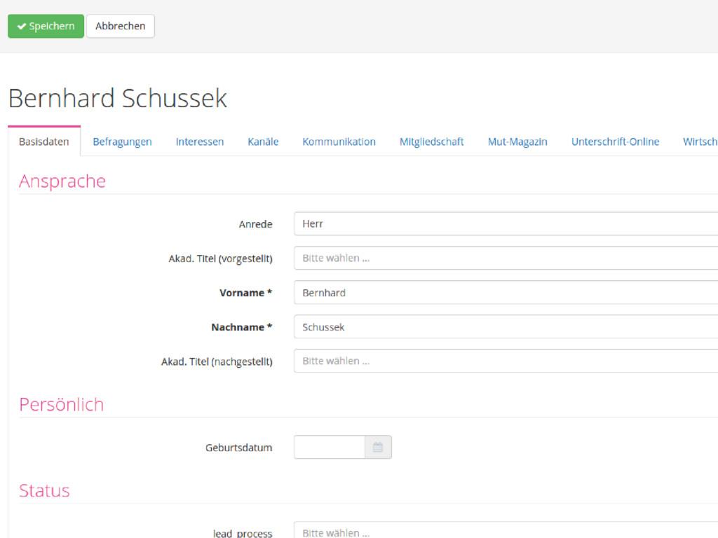 Bernhard Schussek · webmozart.io 37/100