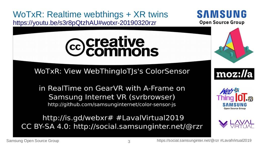 Samsung Open Source Group 3 https://social.sams...