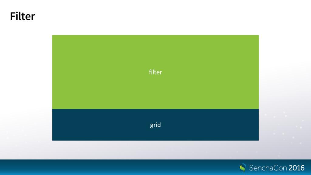 filter grid Filter