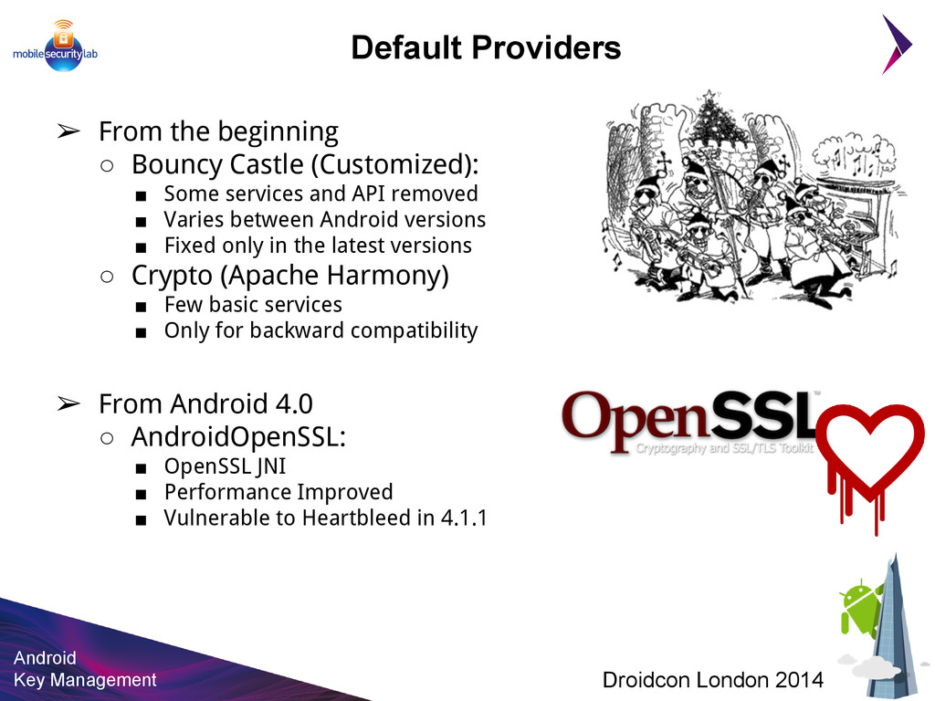 Android Key Management Droidcon London 2014 Def...