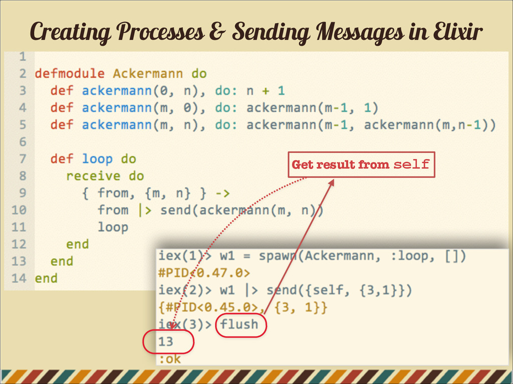 Creating Processes & Sending Messages in Elixir...