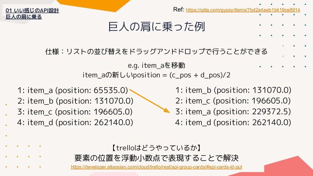 1: item_b (position: 131070.0) 2: item_c (posit...