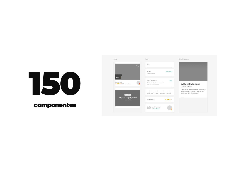 150 componentes