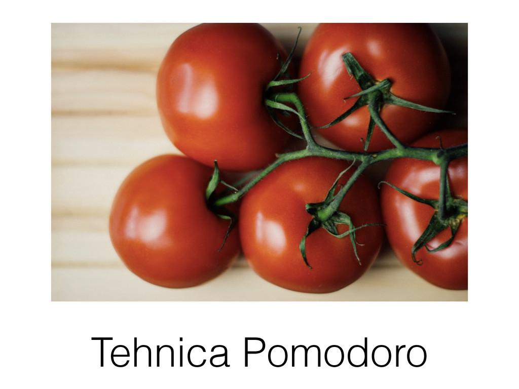 Tehnica Pomodoro