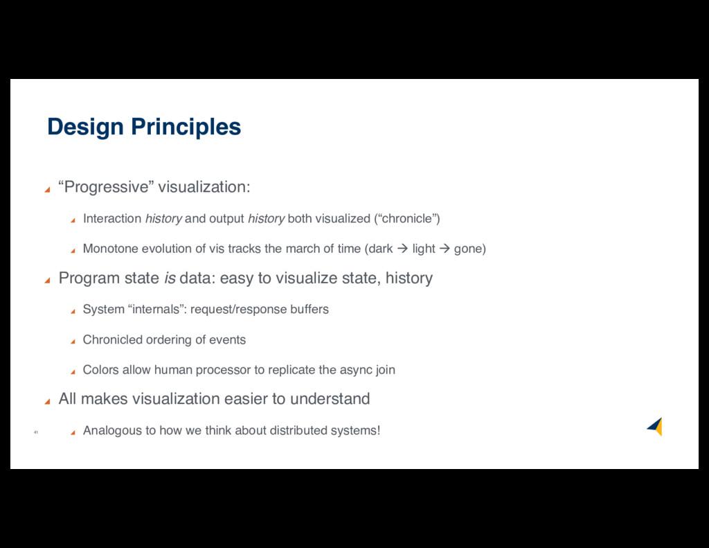"""41 Design Principles """"Progressive"""" visualizatio..."""