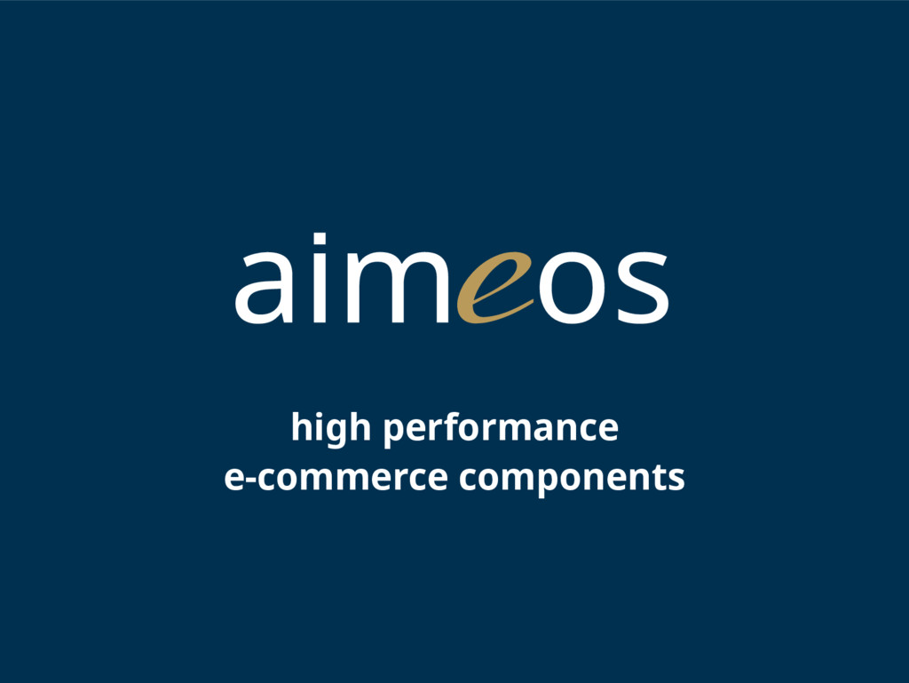 high performance e-commerce components
