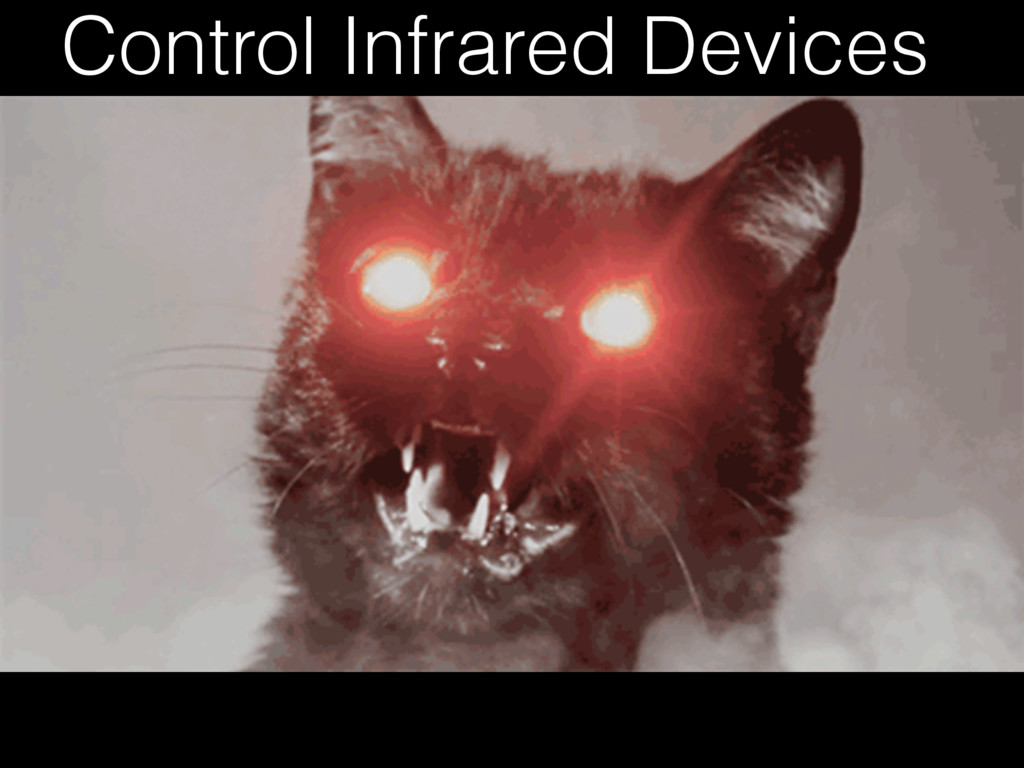 Control Infrared Devices