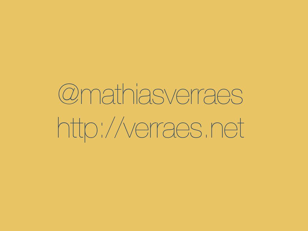 @mathiasverraes http://verraes.net