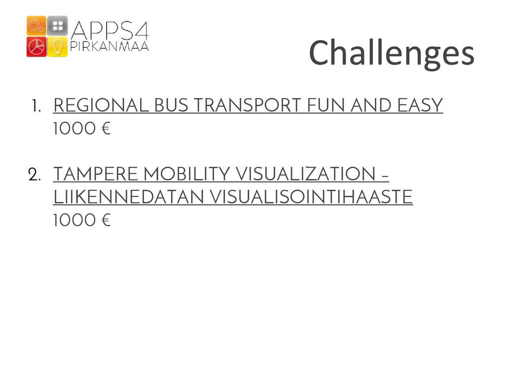 1. REGIONAL BUS TRANSPORT FUN AND EASY 1000 € 2...