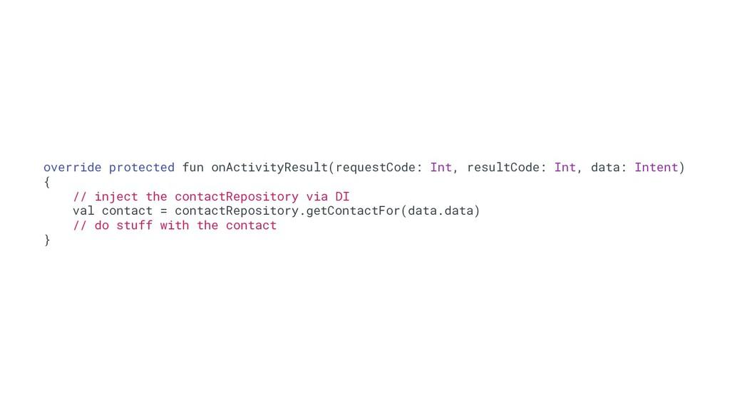 71 override protected fun onActivityResult(requ...