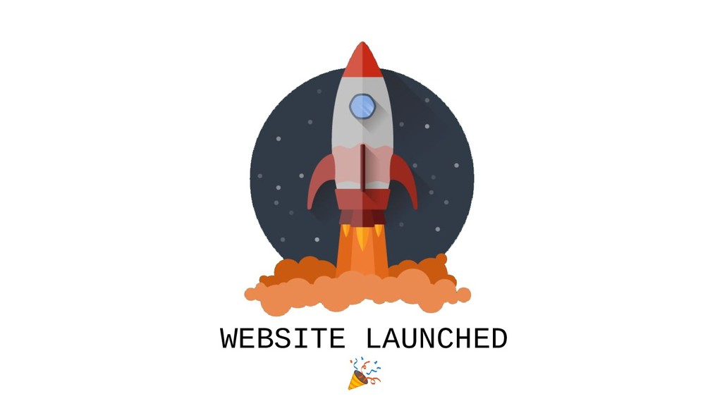 10 WEBSITE LAUNCHED